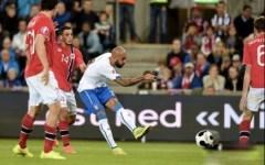 Euro 2016, l'Italia vince in Norvegia: 0-2. Gol di Zaza e Bonucci (su perfetto cross di Pasqual)