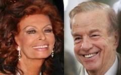 Auguri Sofia Loren, per i tuoi magnifici 80 anni. Anche se mi spezzasti il cuore...