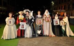Palio di Pescia: la moda fra medioevo e rinascimento con la sfilata delle miss