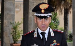 Carabinieri, Lorenzoni nuovo comandante a Firenze