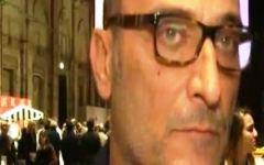 Leopolda, il segretario della Fiom di Firenze denuncia: «Mi hanno impedito di parlare». Ma poi s'abbraccia con Renzi