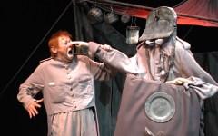 Firenze: Il «Napoleone in fuga» di Nola Rae al Teatro di Rifredi