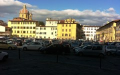 Firenze, rivoluzione in Oltrarno: piazza del Carmine pedonale dal 12 gennaio 2015. Ztl 24 ore su 24 da aprile a ottobre