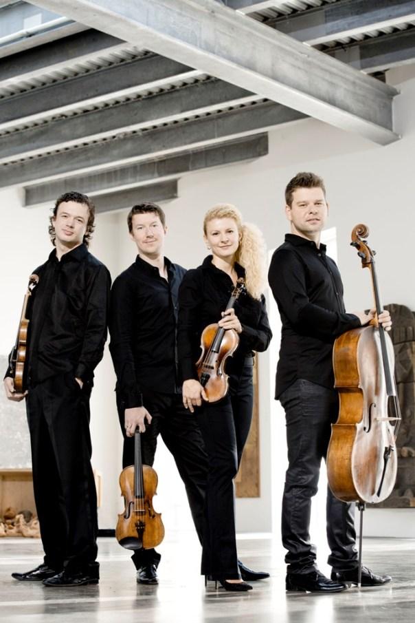 Quartetto Pavel Haas