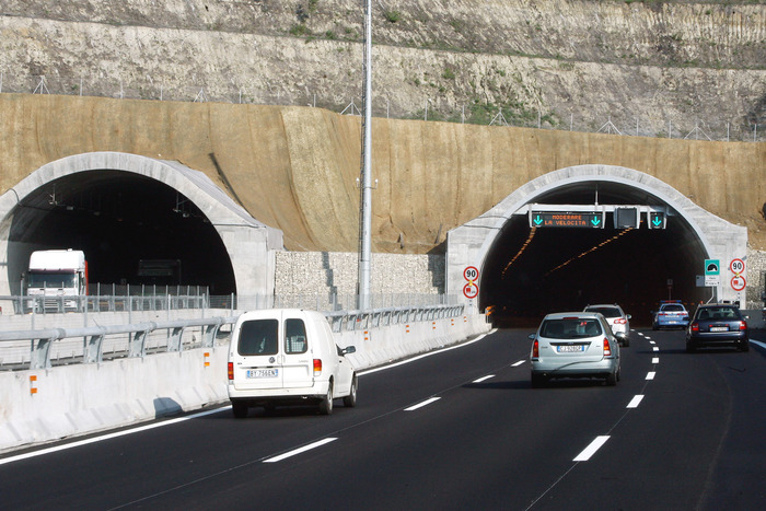 L'Autosole raddoppia, dal 2015, nel tratto Bologna-Firenze con la Variante di valico