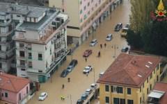 Maltempo: rischio alluvioni fino a dicembre. Da sabato pericolo anche in Toscana  (VIDEO)