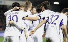 Europa League: la Fiorentina vince a Guingamp (1-2): segna e passeggia, poi soffre fino al 93'. Pagelle