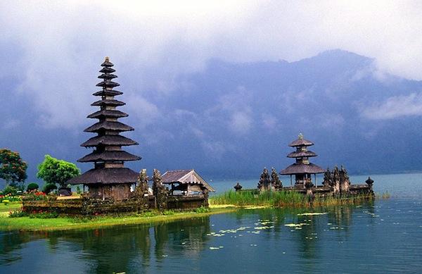 Un'immagine dell'isola di Bali
