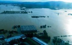 Maltempo: allerta meteo per 24 ore in Toscana. In Maremma scuole chiuse mercoledì 5 novembre