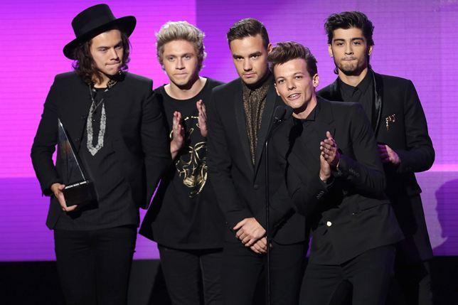 One Direction agli American Music Awards 2014