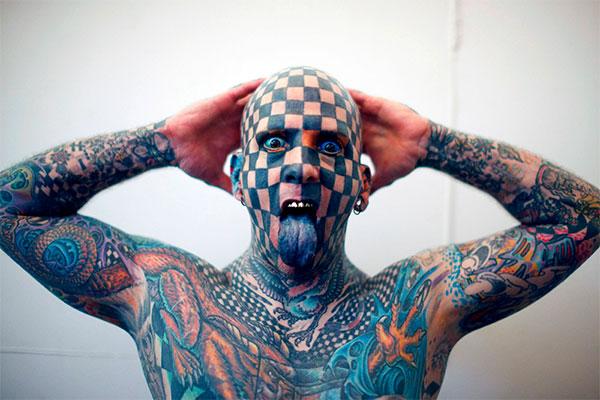Matt Gone sarà presente con i suoi tatuaggi alla Florence tattoo convention