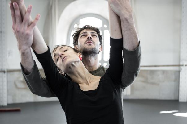 Tristano e Isotta Dorothée Gilbert e Mathieu Ganio