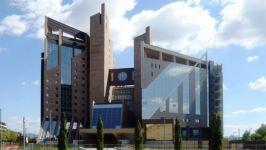 Il Palazzo di Giustizia a Novoli