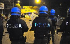 Firenze, qualche decina di No Tav blocca per due ore la zona di Careggi