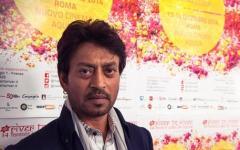 Firenze: le chiavi della città all'attore indiano Irffan Khan