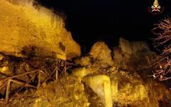 Grosseto: per il crollo delle mura di Magliano è stato indagato il sindaco Diego Cinelli