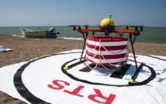 Forte dei Marmi: arriva il bagnino robot. Dovrebbe garantire soccorsi più rapidi