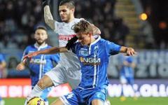 Empoli ci prova, l'Inter si barrica: 0-0. Mancini arrabbiato. Corsi anche. Le pagelle
