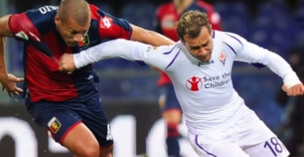 Genoa  Fiorentina  3