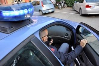 Volante Polizia 113