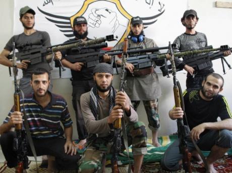 Combattenti jihadisti