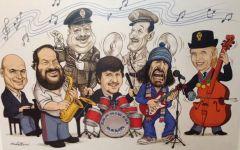 Polizia di Stato: grande successo della mostra fra storia e satira nel Consiglio regionale della Toscana
