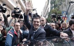 Grecia, elezioni:  Tsipras vince (35,5%) ma non ha la maggioranza. Alba dorata (partito filonazista) terzo con il 7,1% dei voti