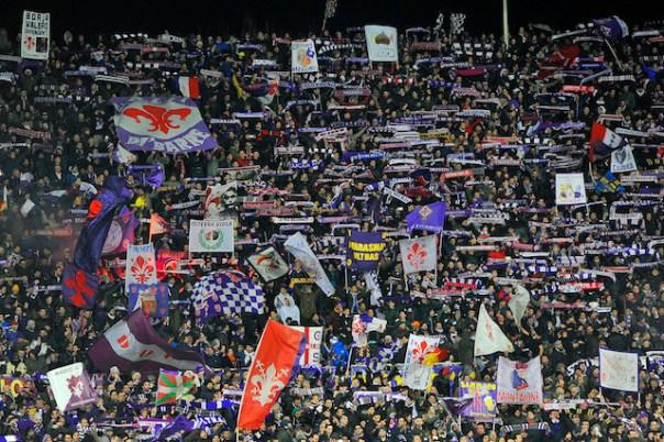 Tifoseria della Fiorentina