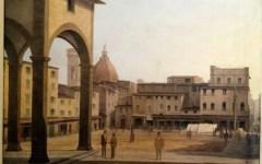 Firenze, la città com'era in 120 «scatti» pittorici del secondo Ottocento
