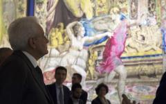 Quirinale, in mostra gli arazzi medicei di Pontormo e Bronzino. Di nuovo riuniti dopo 150 anni