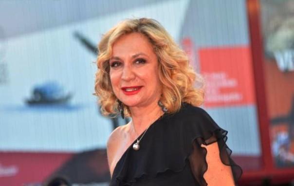 L'attrice Monica Scattini