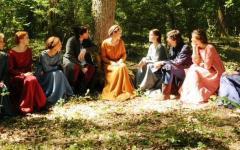 Cinema: «Maraviglioso Boccaccio» dei fratelli Taviani. Il film ispirato al Decameron, girato in Toscana