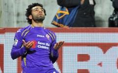 Fiorentina: gol di Salah ma Vives pareggia (1-1). Babacar sbaglia un rigore. Il terzo posto (per ora) è tabù. Pagelle