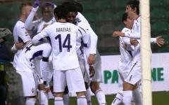Fiorentina Salah ...tissima. Sassuolo ko: 1-3. Gol dell'egiziano e doppietta di Babacar. Pagelle