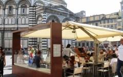 Firenze, tassa comunale: aumento esplosivo della Cosap. Conseguenza? A peso d'oro un caffè in piazza