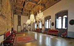 La sala di Carlo VIII a Palazzo Medici Riccardi dove si svolgerà la cerimonia