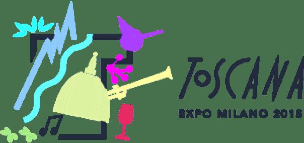 Toscana, il logo per Expo 2015 di Milano