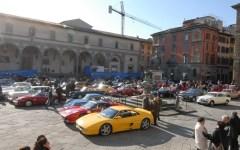 Auto d'epoca: rombo dei motori in strada, grande successo della Firenze-Fiesole 2015