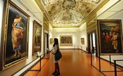 Firenze, Uffizi: riapre la sala delle pitture del Rinascimento. Un evento