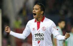 Europa League: vince di nuovo il Siviglia. Battuto in finale il Dnipro (3-2) con doppietta di Bacca