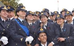 Scuola aeronautica Douhet, giuramento 2015: i volti e le emozioni del Corso Lyra (Video/Foto)