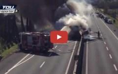 Incidente mortale sull'A11: autostrada chiusa tra Montecatini e Pistoia (VIDEO)