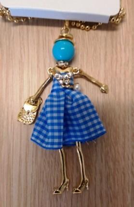 Prato, una falsa bambolina