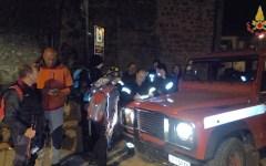 Arezzo: cinque escursionisti dispersi nella foresta di Camaldoli. Trovati nella notte dai Vigili del Fuoco