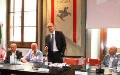 Stefano Mugnai, coordinatore di Forza Italia in Toscana, in Consiglio regionale della Toscana