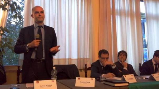 Toscana, elezioni regionali: il candidato presidente di Forza Italia, Stefano Mugnai