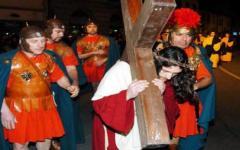 Firenze, Passione di Cristo: a Grassina venerdì 3 aprile la Rievocazione Storica