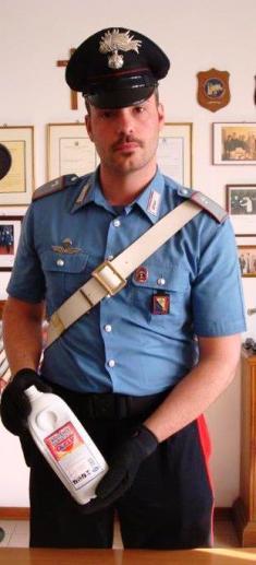 Livorno, getta acido muriatico sul viso di una donna: arrestato