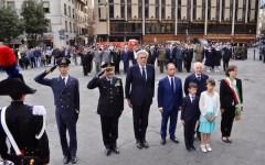 Firenze, 24 maggio: due stelle alpine e un minuto di silenzio per ricordare i Caduti della Grande Guerra