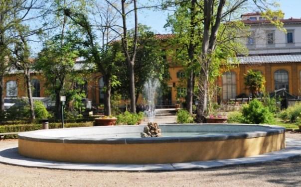 Orto Botanico, la nuova vasca